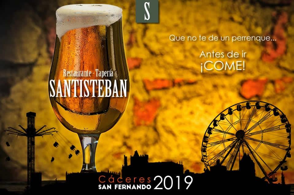 Feria de San Fernando en Cáceres