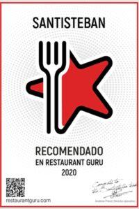 recomendación restaurante guru caceres